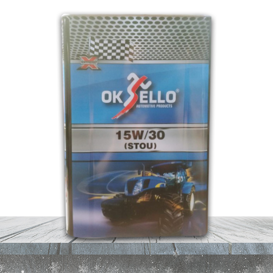 Oksello 15W-30