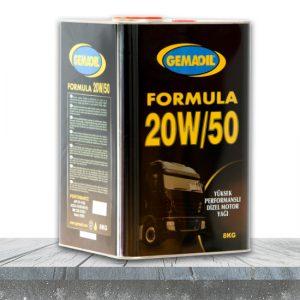 Gemaoil Formula 20w-50